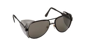 Aviator Style Safety Glasses 10 Pair Box